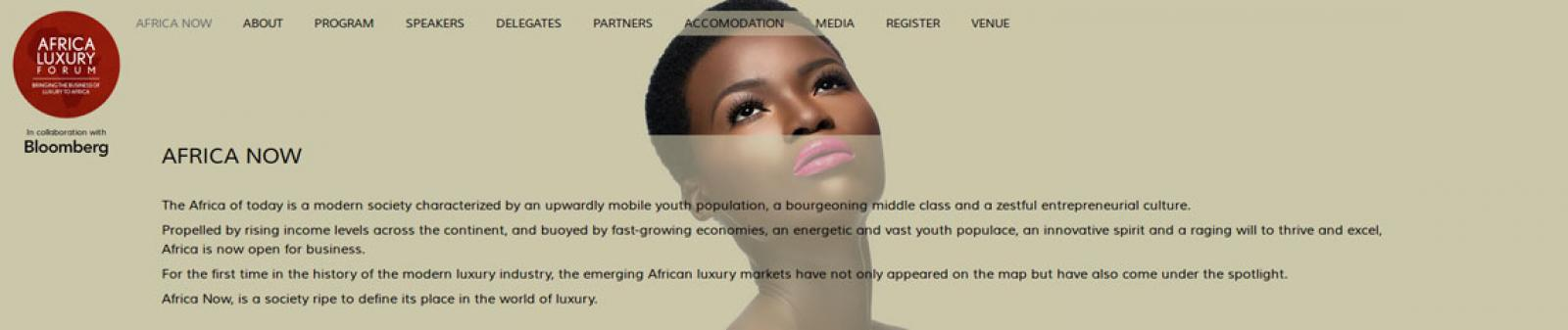 Africa Luxury Forum