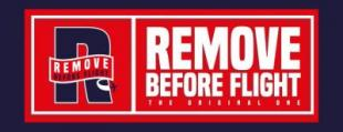 Site Remove Before Flight